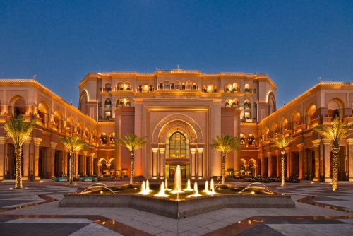 Emirates Palace - GSV Travel