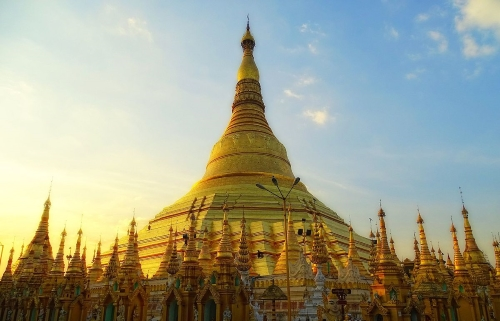 Shwedagon - GSV Travel