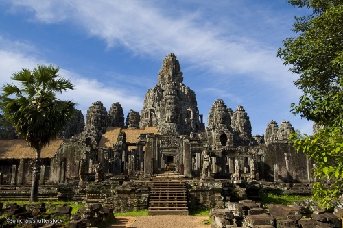 Angkor Thom - GSV Travel