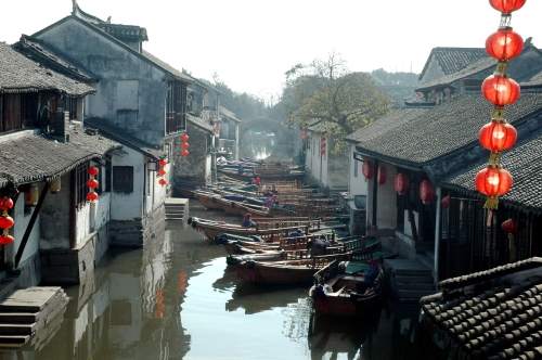Zhouzhuang - GSV Travel
